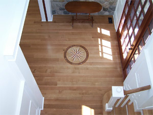Quartered White Oak 5
